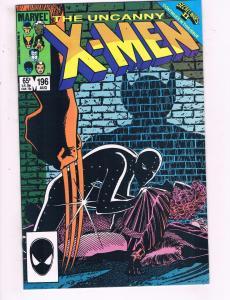 Uncanny X-Men # 196 NM 1st Print Marvel Comic Book Wolverine Beast Angel J26
