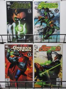GREEN LANTERN (DC,2005) #10-13 VF-NM 'Revenge of the Green Lanterns'! Johns