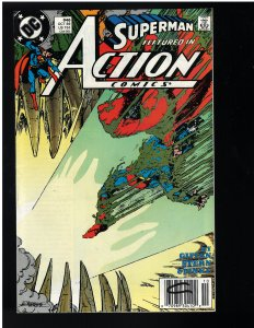 Action Comics #646 (DC, 1989)