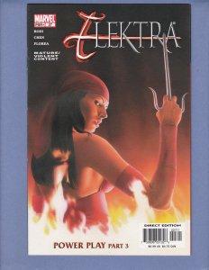 Elektra #27 VF/NM Marvel 2003