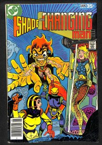Shade, the Changing Man #4 (1978)