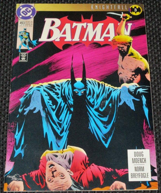 Batman #493 (1993)
