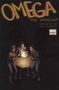 Omega: The Unknown (2nd Series) #8 FN; Marvel | save on shipping - details insid