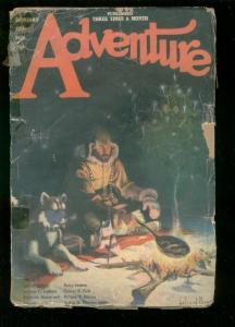 ADVENTURE PULP-JAN 20 1923-COLCORD HEURLING-ART O FRIEL FR