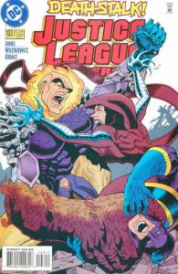 Justice League America #103 VF/NM; DC | save on shipping - details inside