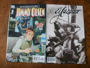 2 Comic Book: DC One-Shot Superman's Pal JIMMY OLSEN & IMAGE El Cazodor #3