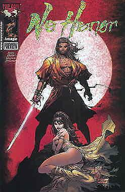 No Honor Ashcan #1A VF/NM; Image | save on shipping - details inside