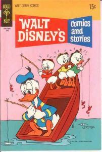 WALT DISNEYS COMICS & STORIES 357 (W/O POSTER) VF COMICS BOOK