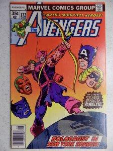 The Avengers #172 (1978)