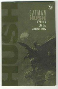 BATMAN HUSH TP VOL 01 - DC COMICS - 2003