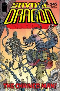 SAVAGE DRAGON #245 PRESALE-06/26