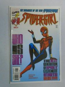 Spider-Girl #0 8.0 VF (1998)