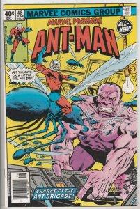 Marvel Premier #48 (Jun-79) NM- High-Grade Ant-Man
