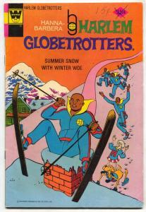 Harlem Globetrotters #11 1974- Whitman comics- VG