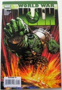 WORLD WAR HULK #1 (VF/NM) 2007 Marvel Comics ID63L
