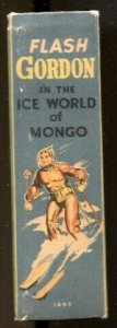 Flash Gordon Ice World Of Mongo Big Little Book #1443  FN/VF