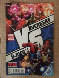 Avengers Vs X-Men Companion #1 (2013)