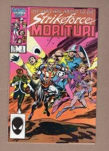 Strikeforce: Morituri #3 (1987)