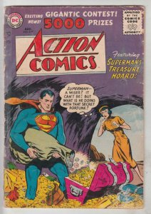 Action Comics #219 (Aug-56) FR/GD Affordable-Grade Superman