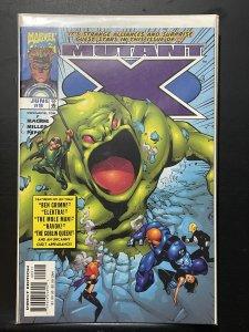 Mutant X #9 (1999)