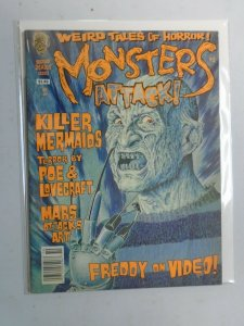 Monsters Attack #2 6.0 FN (1989 Globe)