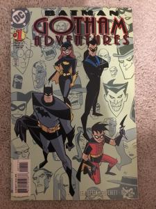 DC Batman Gotham Adventures 1 *VF+/NM*
