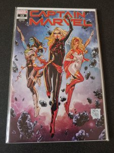 CAPTAIN MARVEL #12 TONY DANIEL COMICXPOSURE EXCLUSIVE