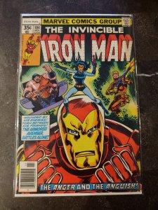 IRON MAN #104 FINE