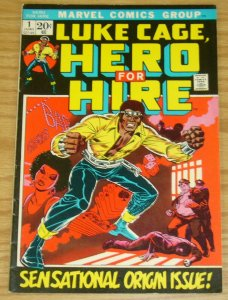 Hero for Hire #1 FN; Marvel | save on shipping - details inside