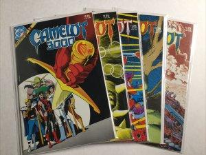 Camelot 3000 1-3 5-12 Lot Set Run Nm- Near Mint- 9.2 Dc Comics