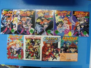 Japanese Manga Slayers Next Return Film Comics Dragon Magazine Collection SP