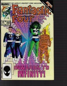 Fantastic Four #282 (Marvel, 1984) VF/NM