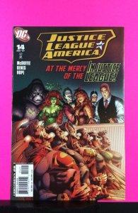 Justice League of America #14 (2007)