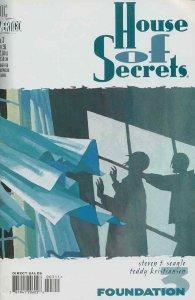 House of Secrets (2nd series) #3 VF/NM; DC/Vertigo | save on shipping - details