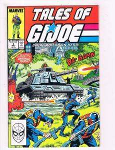 Tales Of G.I. Joe # 5 VF/NM Marvel Comic Books Snake Eyes Storm Shadow WOW! SW11