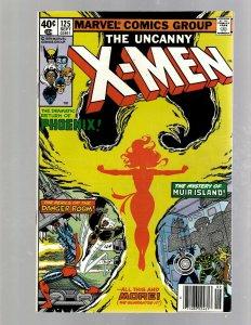 (Uncanny) X-Men # 125 NM Marvel Comic Book Beast Angel Cyclops Magneto SM19