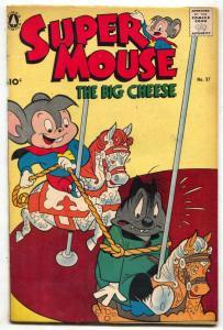 Supermouse #37 1956- Funny Animal comic FN