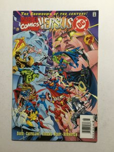 Marvel Vs Dc Comics 2 Near Mint Nm Newsstand Edition Marvel Dc Comics
