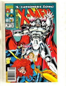 10 Comics Uncanny X-Men # 296 297 298 299 300 301 305 319 320 335 RP1