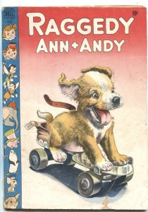 RAGGEDY ANN + ANDY #26-1948-ALADDIN AND THE WONDERFUL LAMP---DELL
