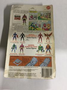 Marvel Super Heroes Secret Wars Baron Zemo Action Figure Mettel Unpunched