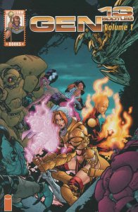 Gen13 Bootleg TPB #1 VF/NM; Image | save on shipping - details inside