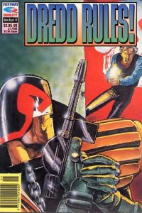 Dredd Rules! #19 VF/NM; Fleetway Quality | save on shipping - details inside