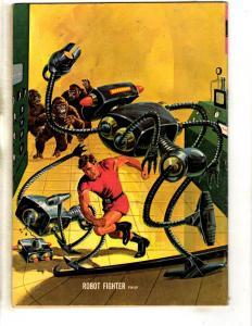 Magnus Robot Fighter # 11 VG/FN Gold Key Silver Age Comic Book 4000 AD JL3