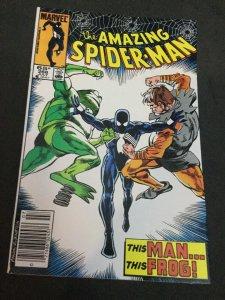 Amazing Spider-Man 266 Nm- Near Mint- Newsstand Edition Marvel Comics