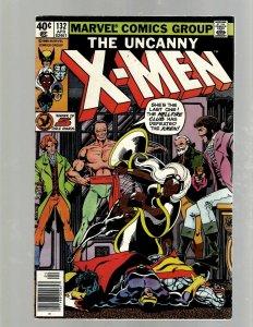 (Uncanny) X-Men # 132 VF Marvel Comic Book Beast Angel Cyclops Magneto SM19