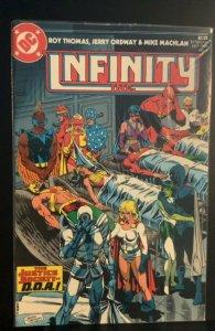 Infinity, Inc. #4 (1984)