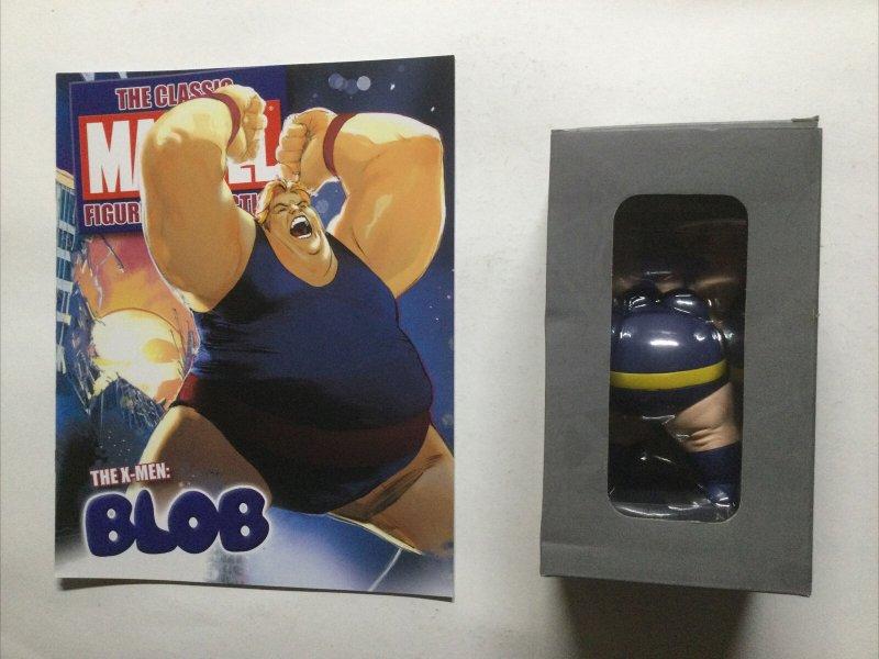 Blob Marvel Figure Collection Lead Figure Magazine Eaglemoss