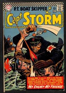 Capt. Storm #15 (1966)