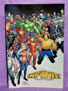 Gerry Duggan INFINITY COUNTDOWN #1 Ron Lim Variant Cover (Marvel, 2018)!